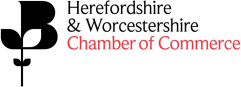 Member of the Herefordshire & Worcestershire  Chamber of Commerce